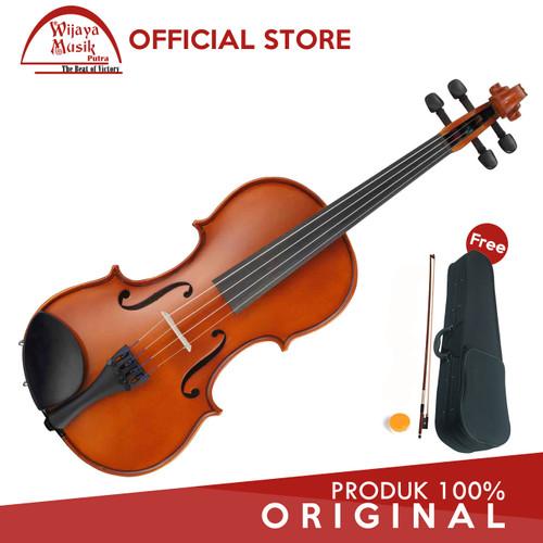 Foto Produk Cremona Biola Klasik / Classic Violin ST (3/4) Oblg SV175F dari Wijaya Musik Putra
