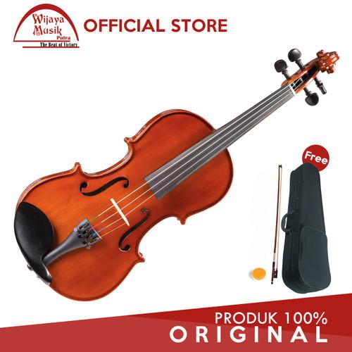 Foto Produk Cremona Cervini Biola Klasik / Classic Violin (1/4) HV-100 dari Wijaya Musik Putra
