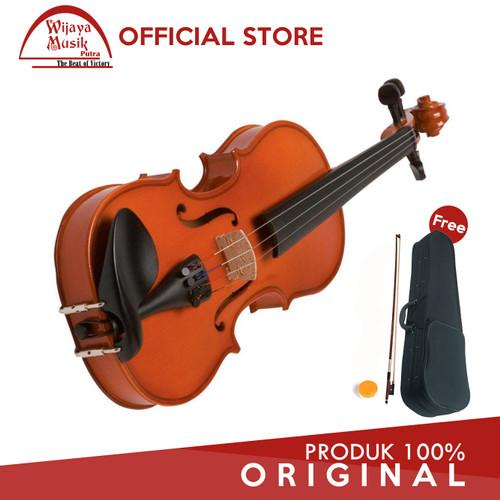 Foto Produk Cremona Cervini Biola Klasik / Classic Violin (1/8) HV-100 dari Wijaya Musik Putra