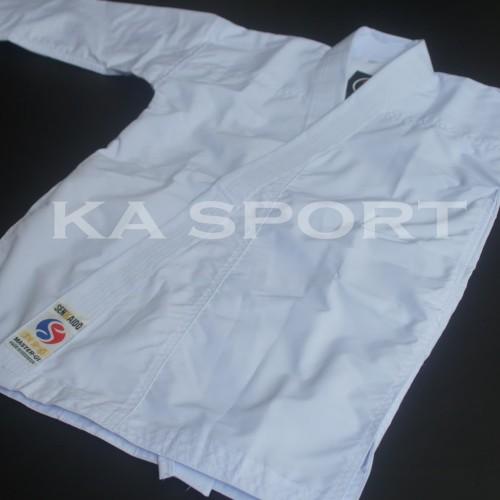 Foto Produk Baju Karate SENKAIDO (te-gi) Kumite dari Kang Amin