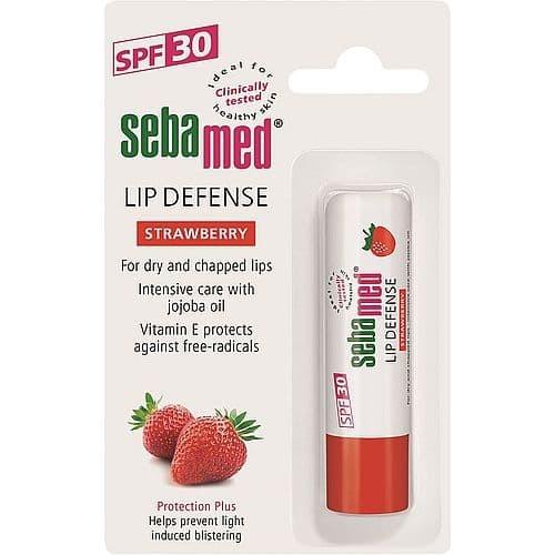 Foto Produk Sebamed Lip Defense Strawberry SPF 30 Original 100% dari skin care store