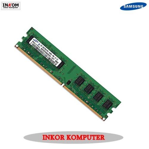 Foto Produk RAM - Memory PC DDR2 2GB PC-6400 Merk Samsung dari INKOR KOMPUTER