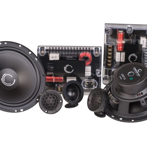 Foto Produk Speaker mobil Crescendo Evo 1S2 - 2way speaker dari Crescendo Audio