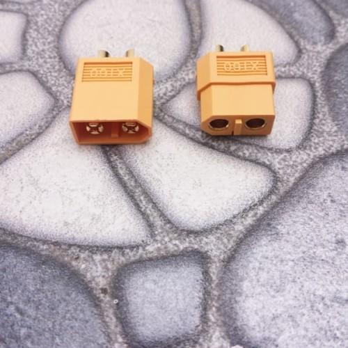 Foto Produk XT60 LiPo Battery Connector D1049 dari UNO Robotic