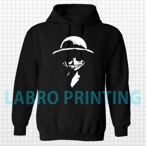 Foto Produk Hoodie One Piece 7 dari LABRO PRINTING
