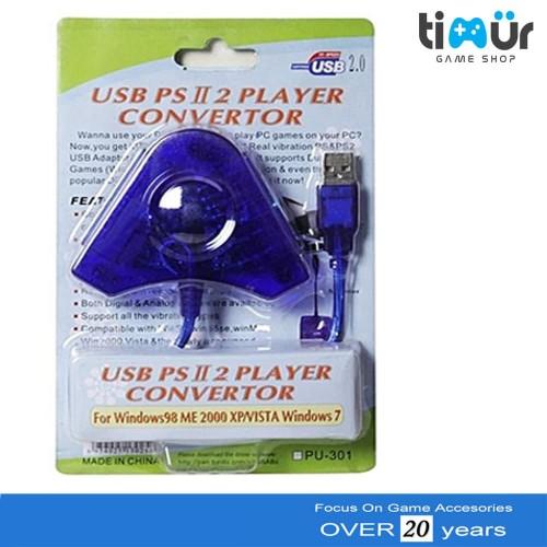 Foto Produk Converter Stik Stick PS2 ke PS3 / PC Double dari Timur Game Shop