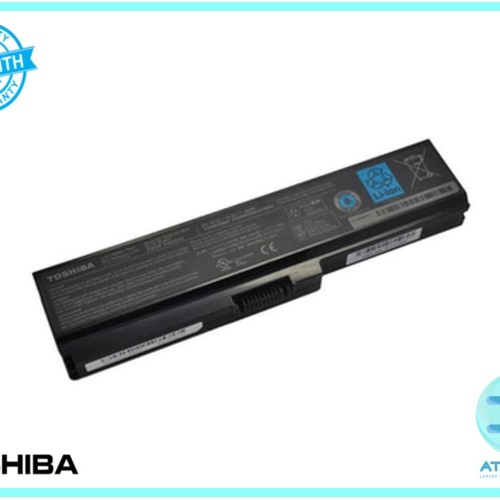 Foto Produk Batre/Baterai Laptop Toshiba Satellite L745, L630, L510, C600 dari ATA COMP