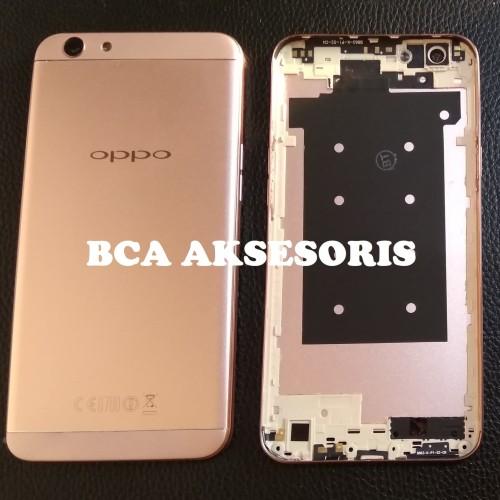 Foto Produk BACKDOOR OPPO F1S - A59 - TUTUP BELAKANG - BACK COVER - DOOR dari BCA AKSESORIS