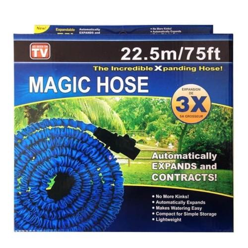 Foto Produk Semprotan Selang Air Elastis Bisa Molor / Magic X Hose / Magic Hose dari Grosir Wijaya