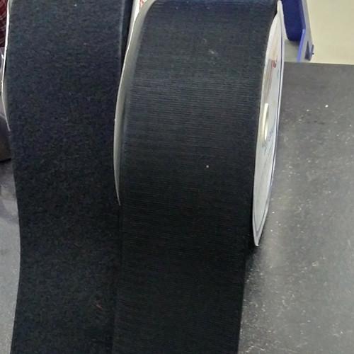 Foto Produk Velcro lebar 10 cm. 1 mtr /prepet /magic tape hitam dari anugrah9999