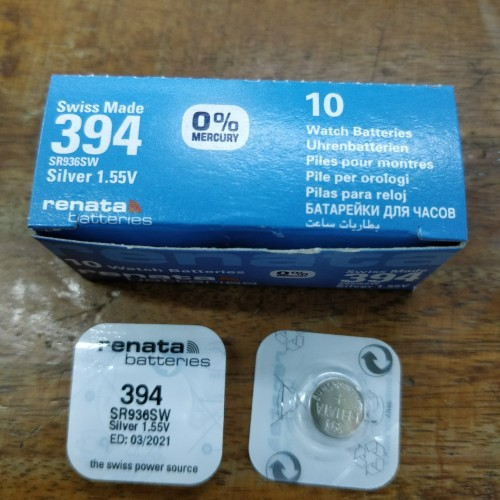 Foto Produk Baterai Renata SR936SW 394 1.55 V Original dari One piece shoper