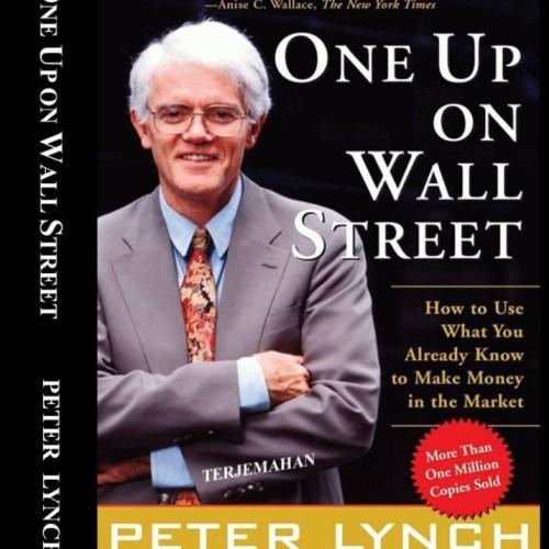 Foto Produk Terjemahan - One Up On Wall Street - Peter Lynch - Bahasa Indobesia dari BukuSahamku