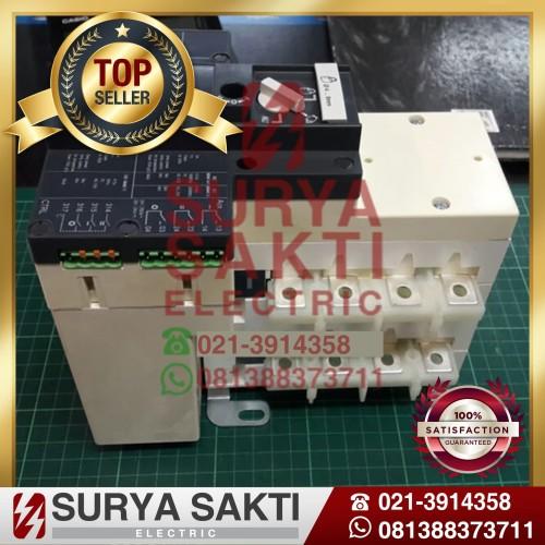 Foto Produk COS Motorized 4P 100A 230VAC ATyS S Socomec 95034010 dari Surya Sakti Electrical