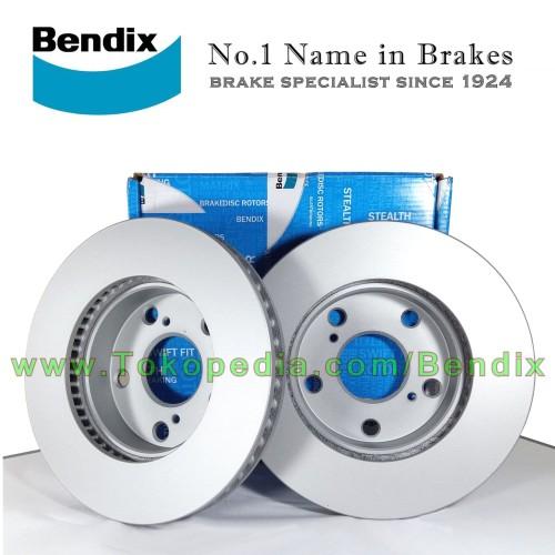 Foto Produk Bendix Disc Rotor Innova 2004-2015 Cakram Depan Kanan dan Kiri dari Gelora Perkasa Mandiri
