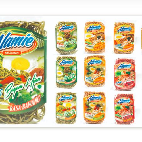 Foto Produk Paket 12 Mie Sehat Organik Alamie dari Alamie Indonesia