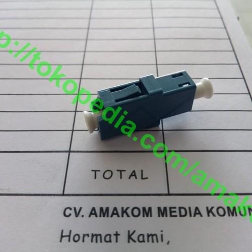 Foto Produk LC-LC SM Simplex Fiber Optical Adaptor dari AMAKOM MEDIA KOMUNIKA