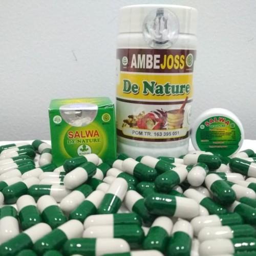 Foto Produk Ambejoss Salwa Obat Wasir Ambien Herbal Alami De Nature dari bagus DE-NATURE
