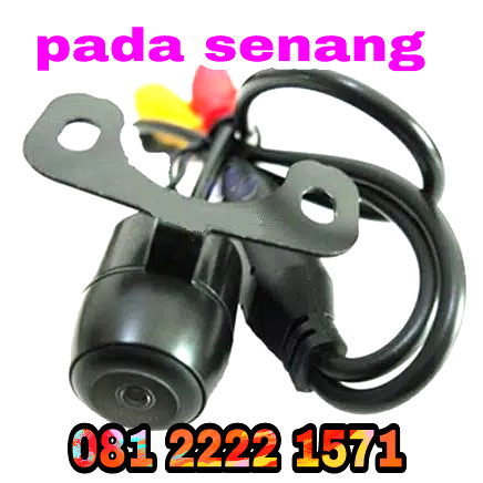 Foto Produk Kamera mundur /parkir/cam/waterproof/kamera/ mobil/bulat/universal++.. dari Pada Senang