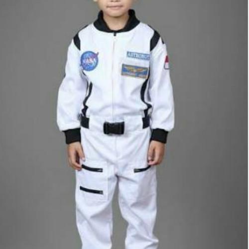 Foto Produk Kostum astronot // baju profesi //baju cita2 anak size 1-4 dari Irwan busana