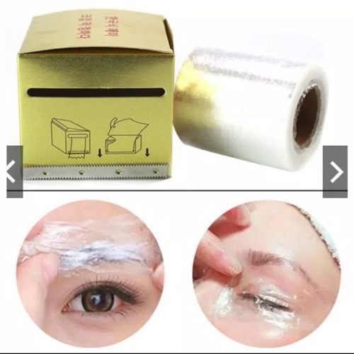Foto Produk plastik wrapping sulam alis bibir atau bb glow dari suppliereyelash