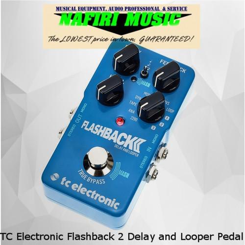 Foto Produk TC Electronic Flashback 2 Delay and Looper Pedal dari Nafiri Music Store
