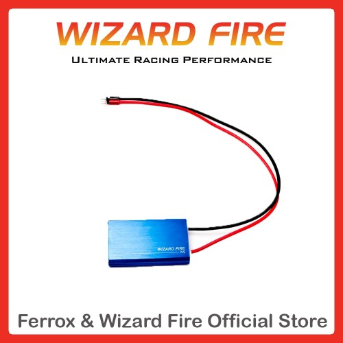 Foto Produk Wizard Fire Stabilizer Aki (Battery Stabilizer) New S dari Primes Asia