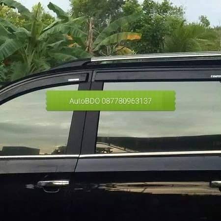 Foto Produk Talang Air Wuling Confero - Hitam dari Auto BDO Berkat Doa Ortu