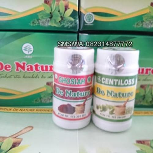 Foto Produk Obat Herbal Jantung Koroner-Jantung Bocor Ampuh Dan Manjur De Nature dari Pusat De Nature Herbal