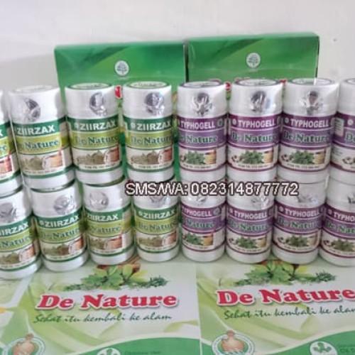 Foto Produk Obat Kapsul Gondok Beracun Kanker Herbal Ampuh De Nature dari Pusat De Nature Herbal