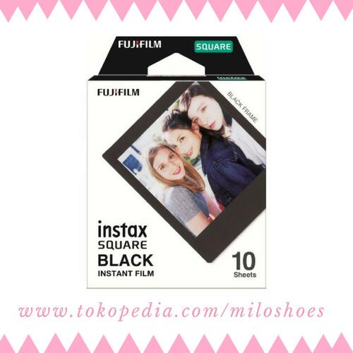 Foto Produk Isi Refill Instax Square SQ Black - isi 10 lembar dari Milo Shoes