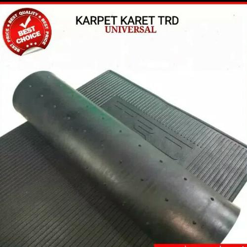 Foto Produk Karpet Karet TRD Karpet Karet Mobil dari Caraudio
