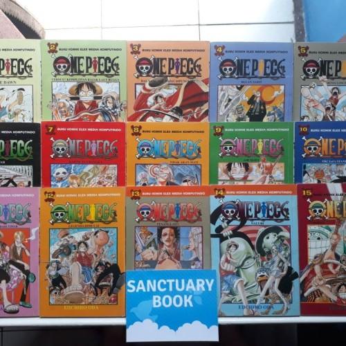 Foto Produk Komik One Piece Cabutan dari Sanctuary Book
