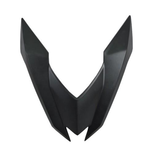 Foto Produk Cover FR Top Hitam Black Supra GTR 150 64301K56N10ZD dari Honda Cengkareng