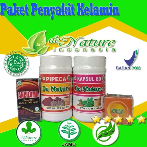Foto Produk Obat Kutil Kelamin Murah Dan Manjur Herbal De Nature dari bagus DE-NATURE