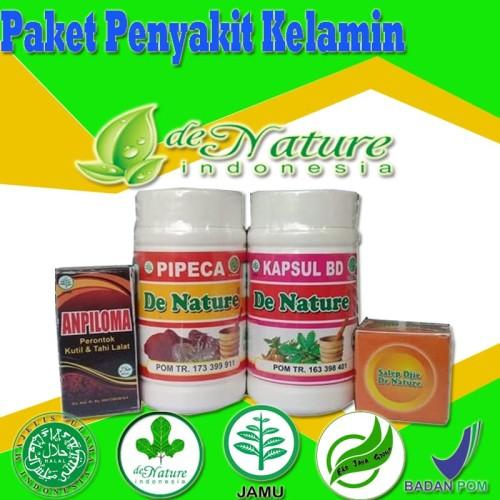 Foto Produk Obat Herbal Alami Khusus Kutil Kelamin Herbal De Nature dari bagus DE-NATURE