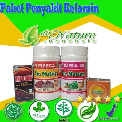 Foto Produk Obat Herbal kutil Kelamin Ampuh De Nature  dari bagus DE-NATURE