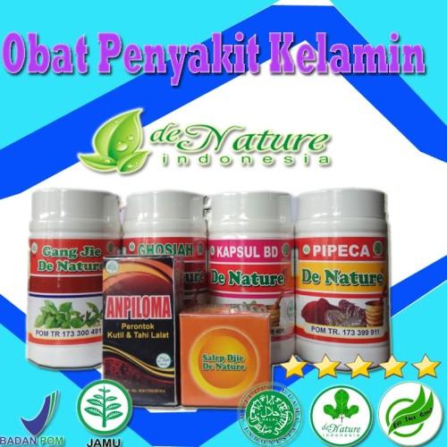 Foto Produk Bestseller Obat Kutil Kelamin Herbal  Alami De Nature dari bagus DE-NATURE