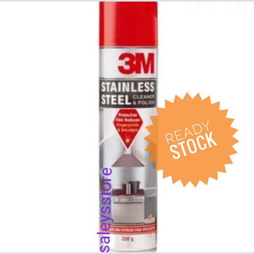 Foto Produk 3M Stainless Steel Cleaner and Polish dari Saleys Store
