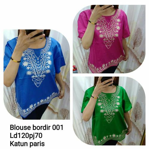 Foto Produk Ch- blouse bordir bgus dari Bless-Shopp