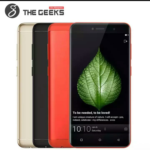 Foto Produk GIONEE A1 LITE 5.3 Inch 3GB+32GB ROM MTK 1.3GHz Octa Core Android 7.0 dari GNFALS Shop2
