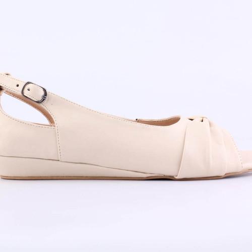 Foto Produk Sepatu Kasual Wanita Catenzo RT 164 - Cream, 36 dari NKS.co