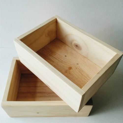 Foto Produk Kotak Kayu Pinus dari Sankyuu
