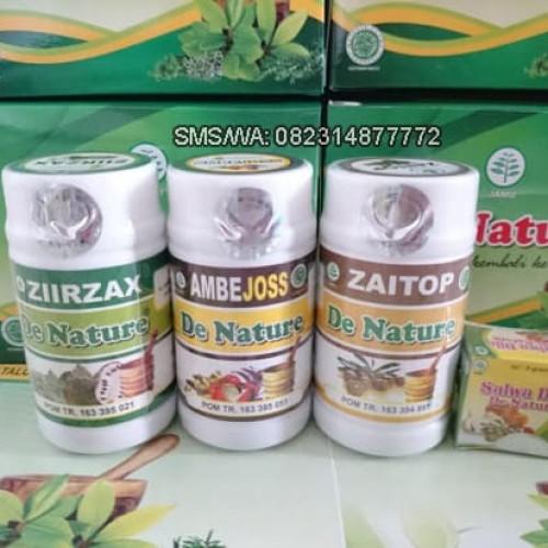 Foto Produk Obat Fistula Ani Dan Salep Salwa Djie De Nature dari Pusat De Nature Herbal