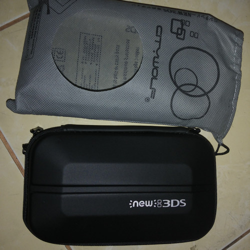 Foto Produk Airfoam Pouch 3DS dari bekasigame
