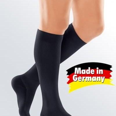 Foto Produk Kaos Kaki Traveling - Medi Travel Men Compression Socks Germany dari Mulya Store