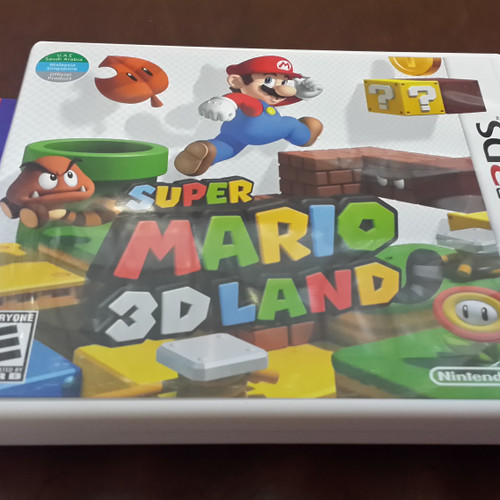 Foto Produk Super Mario 3DLand for Nintendo 3DS dari MEDANSHOP.net
