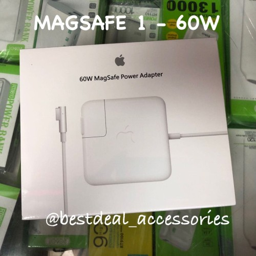 Foto Produk Original Apple 60W Magsafe 1 Power Adapter Charger Macbook Pro & Air dari Bestdeal Accessories