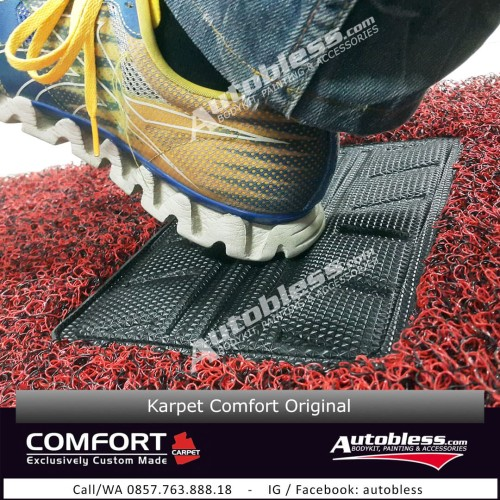 Foto Produk Karpet Comfort Deluxe Honda Freed dari Autobless