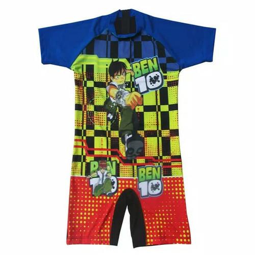 Foto Produk Baju Renang Anak Karakter BEN 10 BRK 69 SD dari Nazz colection