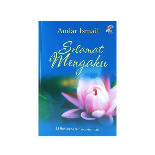 Foto Produk Buku Selamat Mengaku, Andar Ismail dari Visi Christian Store